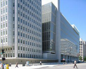 edificio del Banco Mundial en Washington